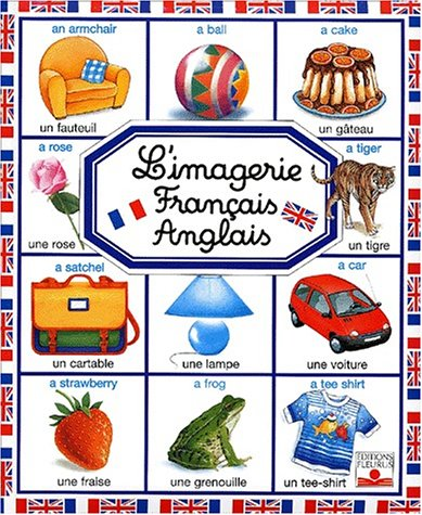 9782215066002: IMAGERIE FRANCAIS-ANGLAIS (IMAGERIES BILINGUES ET REGION)