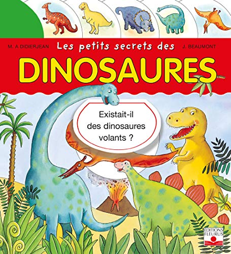 9782215066033: Les petits secrets des dinosaures