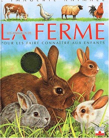 9782215066880: Les animaux de la ferme (L'imagerie animale)