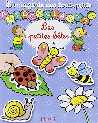 9782215067108: Les Petites Bêtes (autocollants)