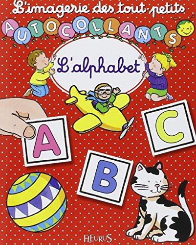 9782215067115: L'Imagerie des tout petits : L'Alphabet + Autocollants