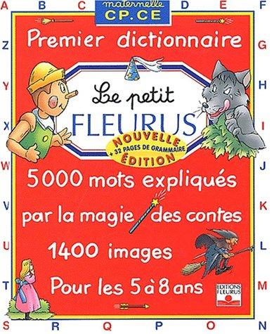 9782215068099: Premier dictionnaire - le petit Fleurus