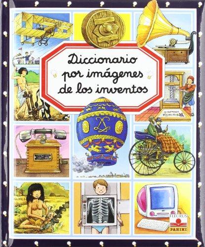 Diccionario por imagenes de los inventos(+5 años) (Diccionario por imagenes/Picture Dictionary) - Emilie Beaumont; Philippe Simon; Marie-laure Bouet