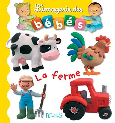 9782215069300: Ferme (la) (L'imagerie des bébés)