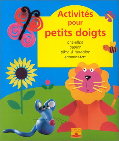 9782215070092: Activit�s pour petits doigts