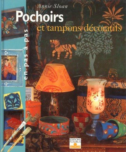 9782215070146: Pochoirs et tampons décoratifs
