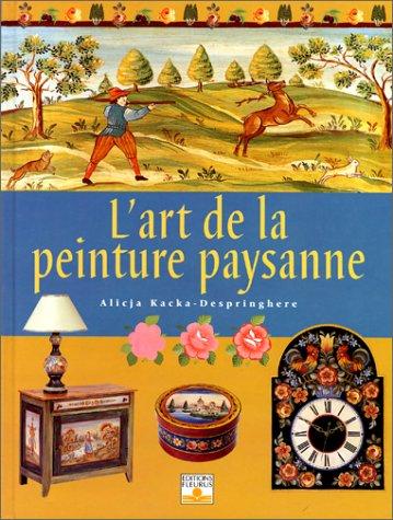 9782215070344: L'Art de la peinture paysanne
