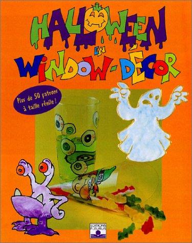 9782215071433: Halloween en window-décor (plus de 50 patrons de taille réelle)