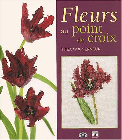 Fleurs au point de croix (2215074825) by Thea Gouverneur