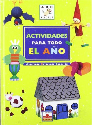 9782215076773: Actividades para Todo el ano (abc Fleurus)
