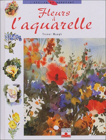fleurs a l'aquarelle (2215077050) by Waugh,Trevor