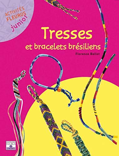 9782215079439: Tresses et bracelets brésiliens