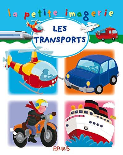 9782215080732: La Petite Imagerie Fleurus: Les Transports (French Edition)