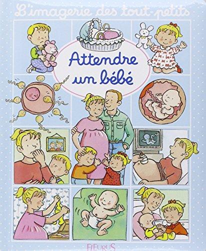 9782215082484: Attendre un bébé (L'imagerie des tout-petits)
