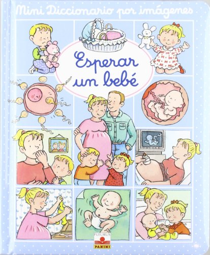 9782215082682: Esperas un bebe? (Mini Diccionario Imagenes/Picture Mini Dictionary)