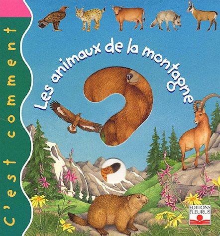 9782215083061: Les animaux de la montagne