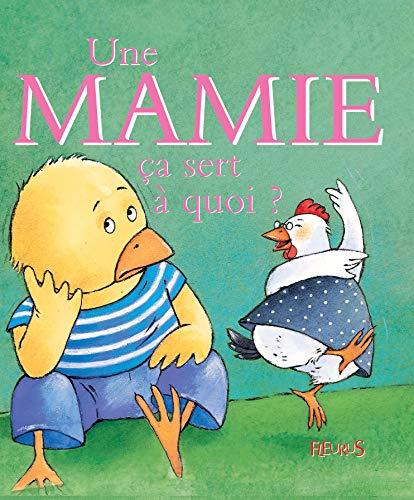 9782215083306: Une Mamie ça sert à quoi ? (French Edition)