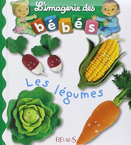 9782215083320: Les légumes (L'imagerie des bébés)