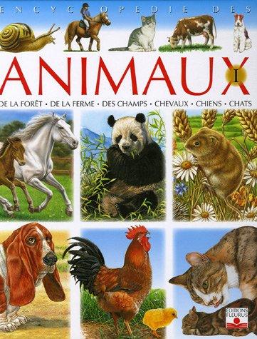 Encyclopédie des animaux : De la forêt,: Emilie Beaumont