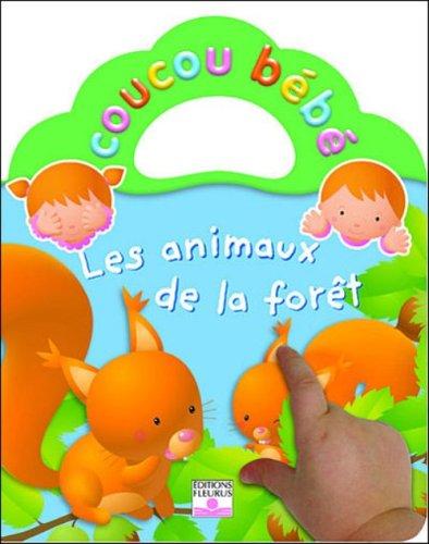 9782215084433: les animaux de la forêt