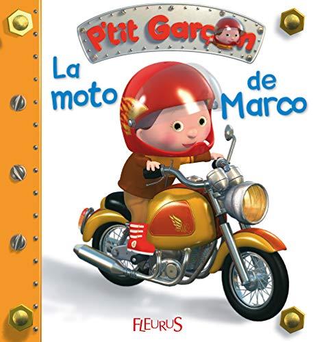 9782215087106: La moto de Marco (P'tit garçon)