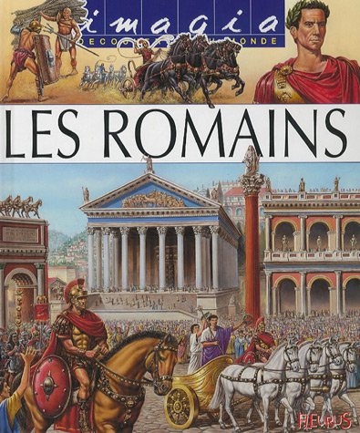 9782215087199: Les Romains (French Edition)