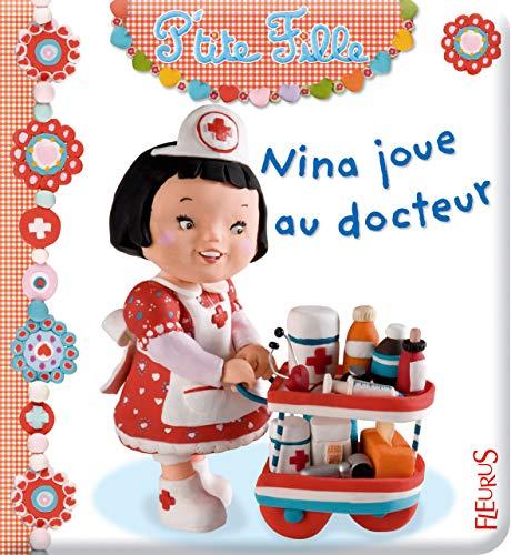 9782215087342: Nina joue au docteur