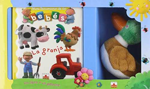 9782215088455: La Granja/The Farm (Mini Diccionario De Los Bebes/ Mini Baby Dictionary)