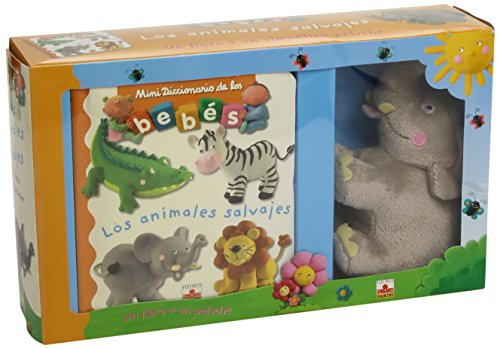 9782215088479: Los animales salvajes/ The Wild Animals (Mini Diccionario De Los Bebes/ Mini Baby Dictionary)