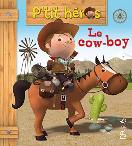 9782215088899: Le cow-boy (French Edition)
