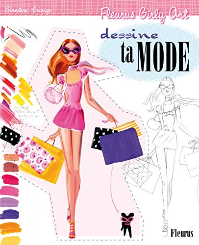 9782215091851: Dessine ta mode (French Edition)