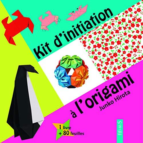 9782215092056: kit d'initiation à l'origami