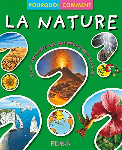 9782215096283: La Nature (French Edition)