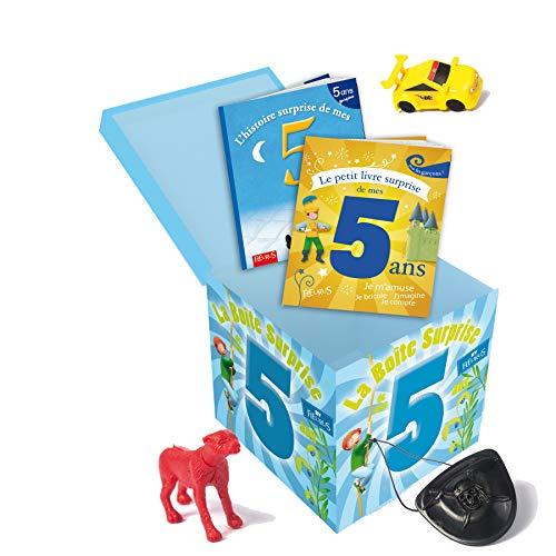 9782215098010: La boite surprise de mes 5 ans - garçons