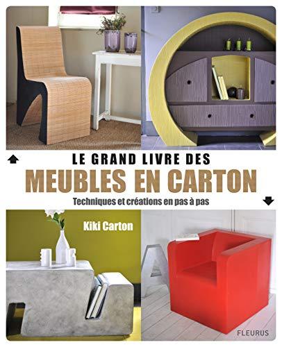 Grand livre des meubles en carton: Kiki Carton