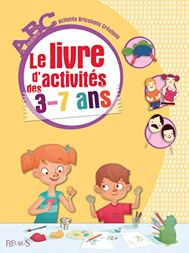 9782215101680: ABC - Le livre d'activités des 3-7 ans