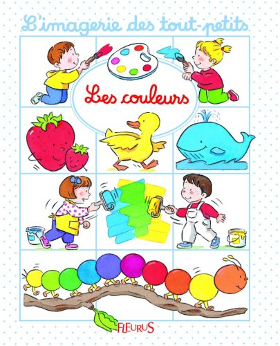 9782215103349: Couleurs + Poster (French Edition)