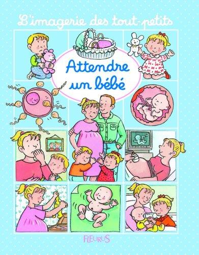 9782215103394: Attendre Un Bebe + Poster