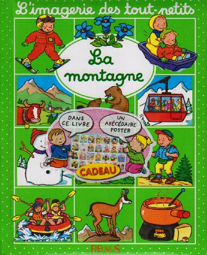 9782215103455: Montagne + Poster (French Edition)