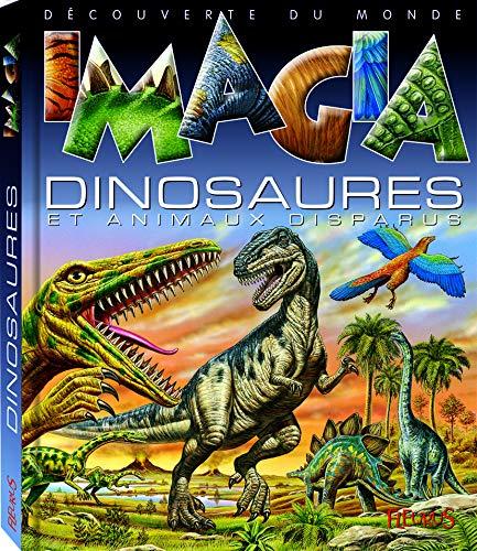 9782215104384: Dinosaures et animaux disparus : Avec un puzzle