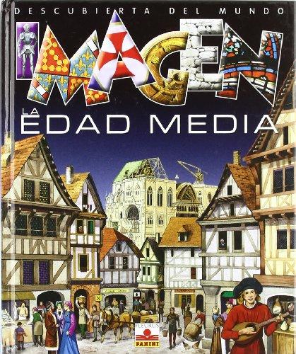 9782215105947: EDAD MEDIA,LA IMAGEN + PUZZLE