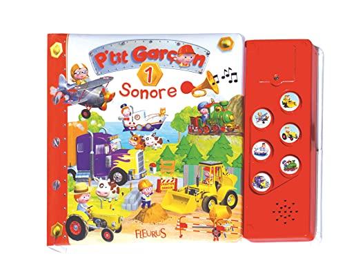9782215106791: P'tit Garçon Sonore, Tome 1 :