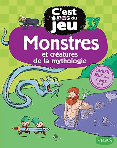 9782215107071: Monstres et créatures de la mythologie