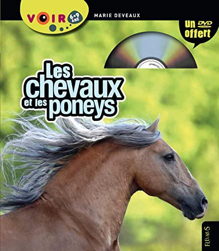 9782215107132: Les chevaux et les poneys (1DVD)