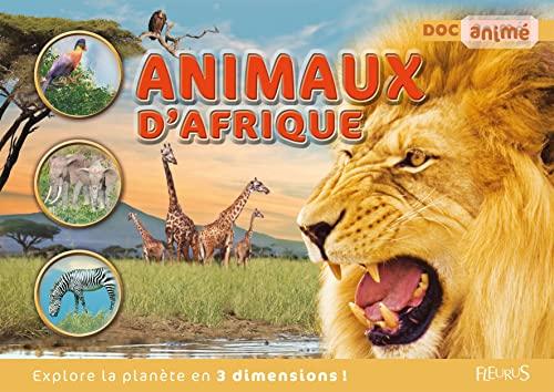 9782215107897: Animaux d'Afrique (Doc animé)