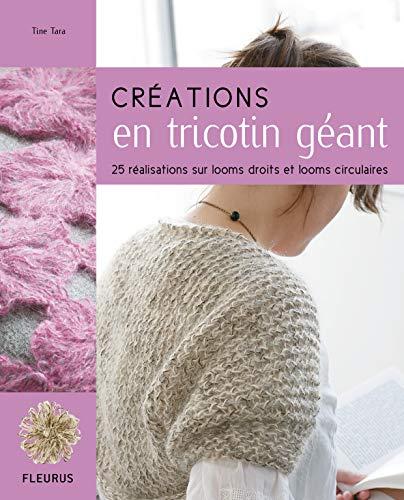 9782215110514: Créations en tricotin géant