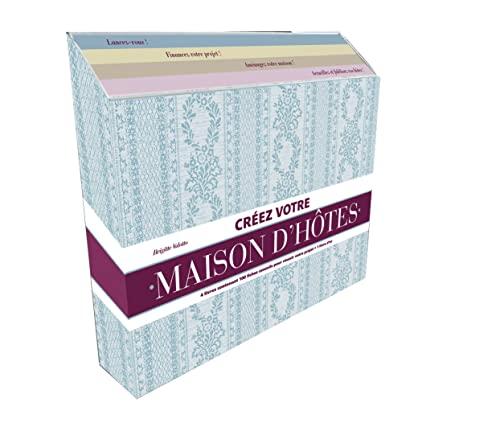 9782215111207: Coffret Maison d'Hôtes