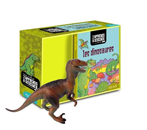 9782215111726: Mon coffret J'apprends � dessiner - Les dinosaures