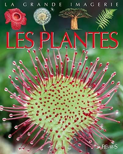 9782215114642: La Grande Imagerie Fleurus: Les Plantes (French Edition)
