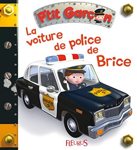 9782215114789: La voiture de police de Brice